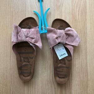 Shoes - NWT. Never been worn Bow tie sandals